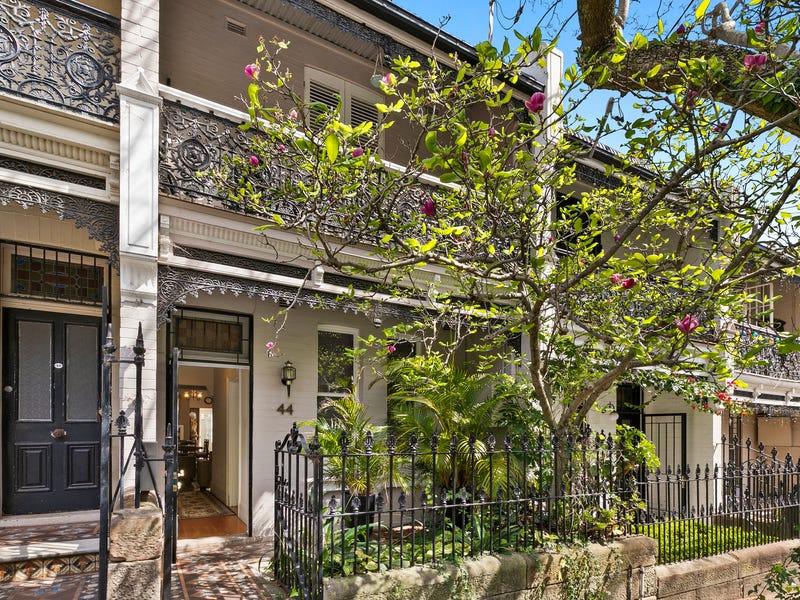 44 Glenview Street, Paddington, NSW 2021