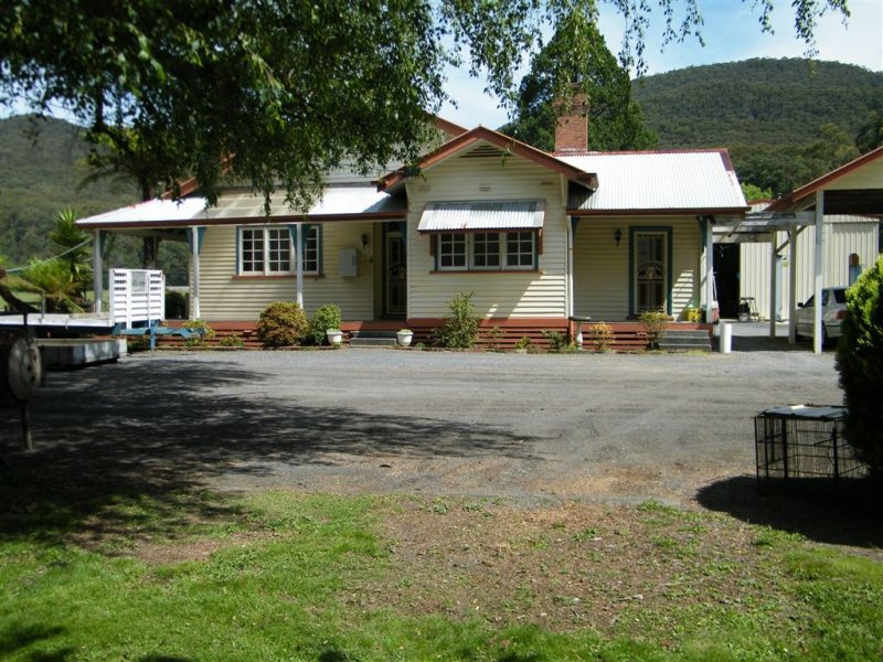 1580 Little Yarra Road, Powelltown, Vic 3797