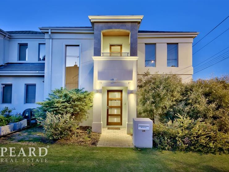 24 Mahlberg Avenue, Woodlands