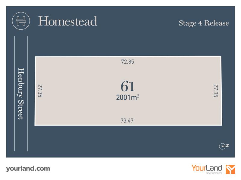 Lot 61, Henbury Street, Huntly, Vic 3551
