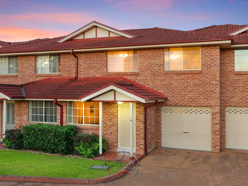 6/25 Stanbury Place, Quakers Hill, NSW 2763