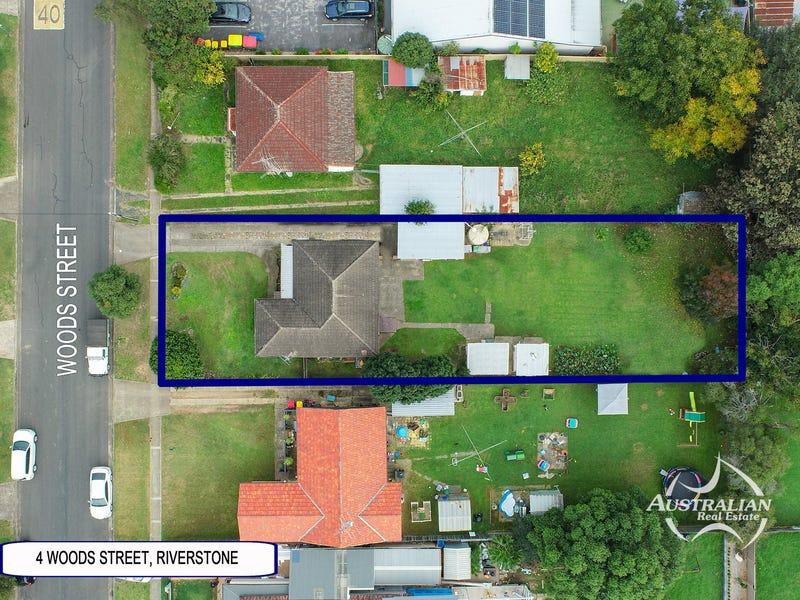 4 Woods Street, Riverstone, NSW 2765