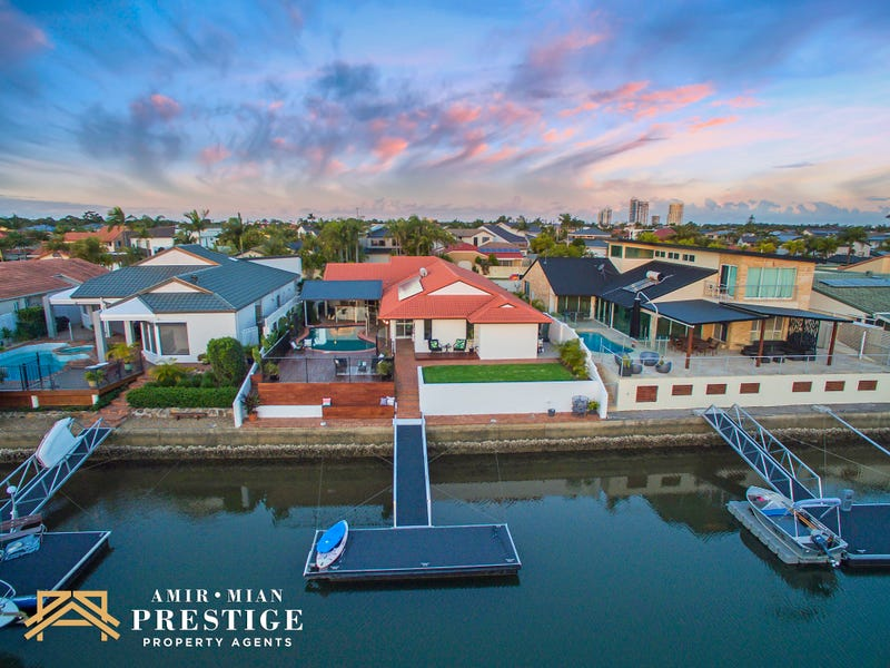 93 PEBBLE BEACH DRIVE, Runaway Bay, Qld 4216