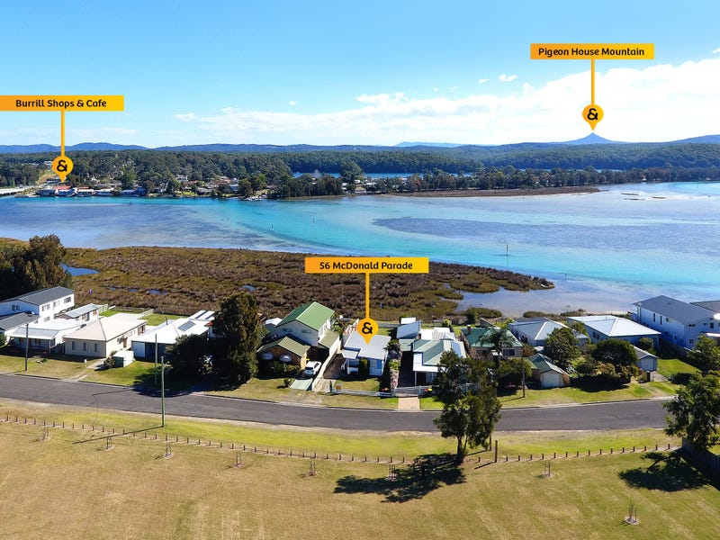 56 McDonald Parade, Burrill Lake, NSW 2539