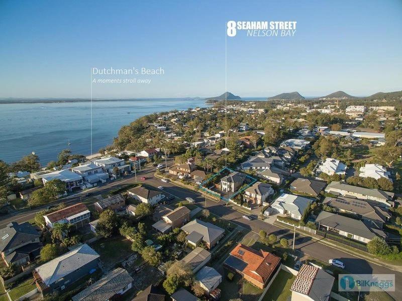 8 Seaham Street, Nelson Bay, NSW 2315