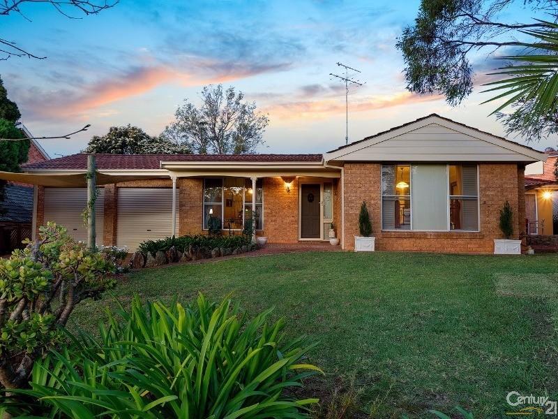 21 Hibiscus Place, Cherrybrook, NSW 2126
