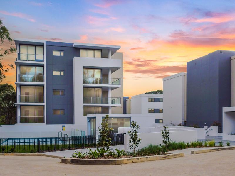 214/1 Lucinda Avenue, Kellyville, NSW 2155
