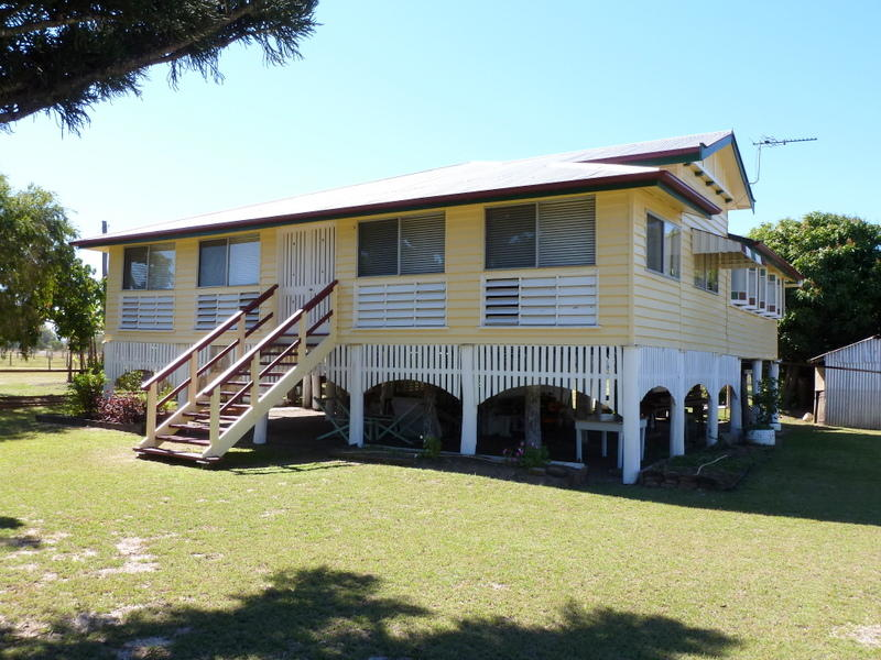 2 Six Mile Road, Pink Lily, Qld 4702