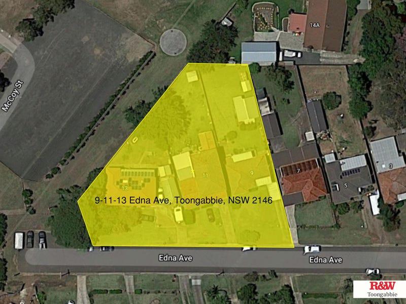 9-11-13 Edna Avenue, Toongabbie, NSW 2146