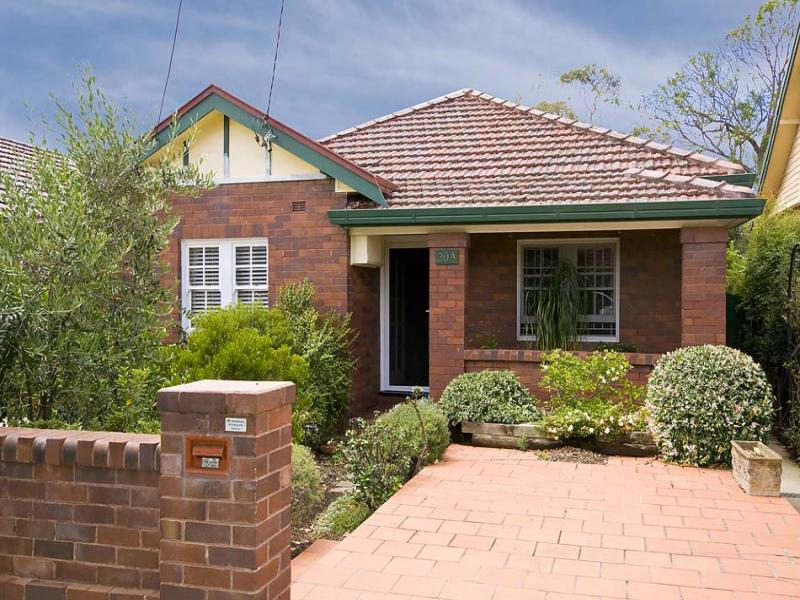 20A MacMahon Street, Willoughby, NSW 2068