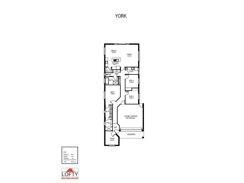 Lot 4, No. 17 East Parkway, Fulham, SA 5024 - floorplan