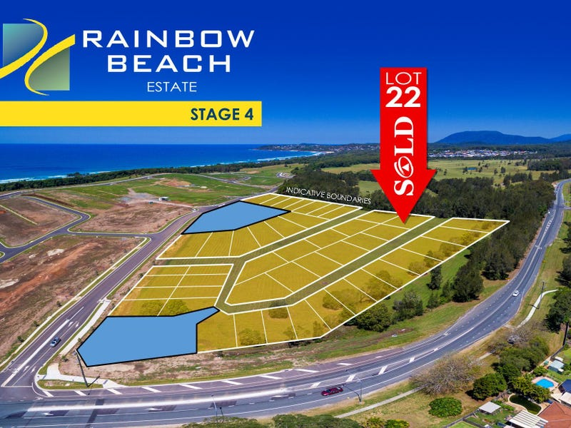 Lot 22 Rainbow Beach Estate, Lake Cathie, NSW 2445