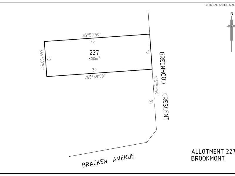 Lot 227 Greenhood Crescent, Andrews Farm, SA 5114