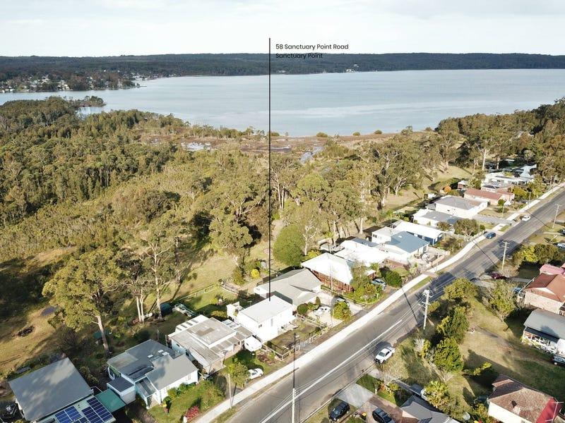 58 Sanctuary Point Rd, Sanctuary Point, NSW 2540