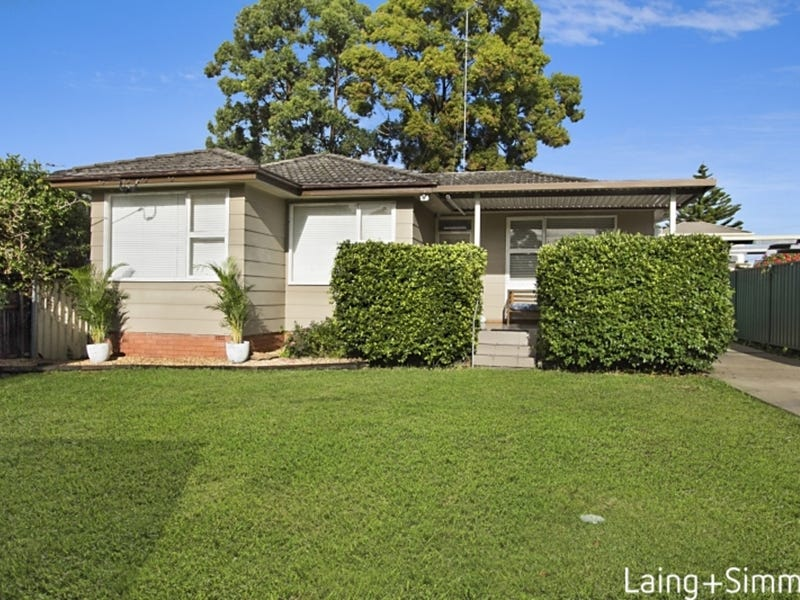 312 Old Windsor (Service Rd) Road - Access to property via Reynolds Street, Toongabbie, NSW 2146