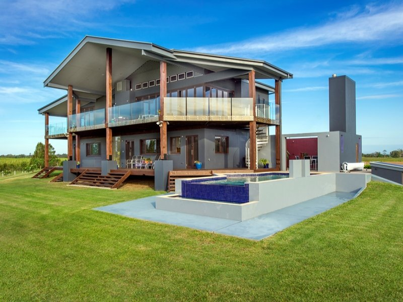 Riverscape, Palmers Island, NSW 2463