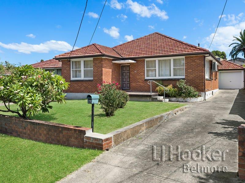 13 Allegra Avenue, Belmore, NSW 2192
