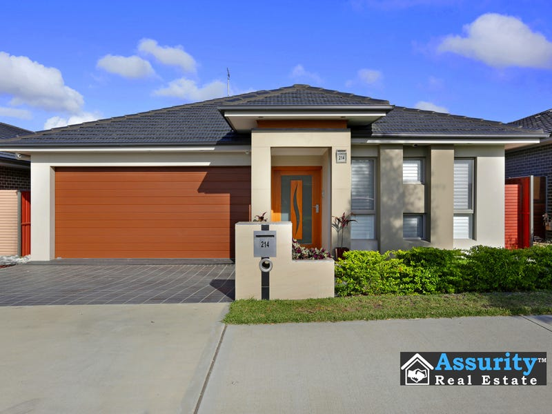 214 Ridgeline Dr, The Ponds, NSW 2769