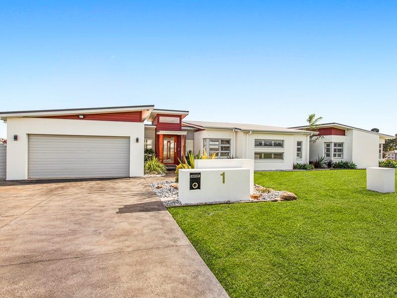 1 Halmstad Boulevard, Luddenham, NSW 2745