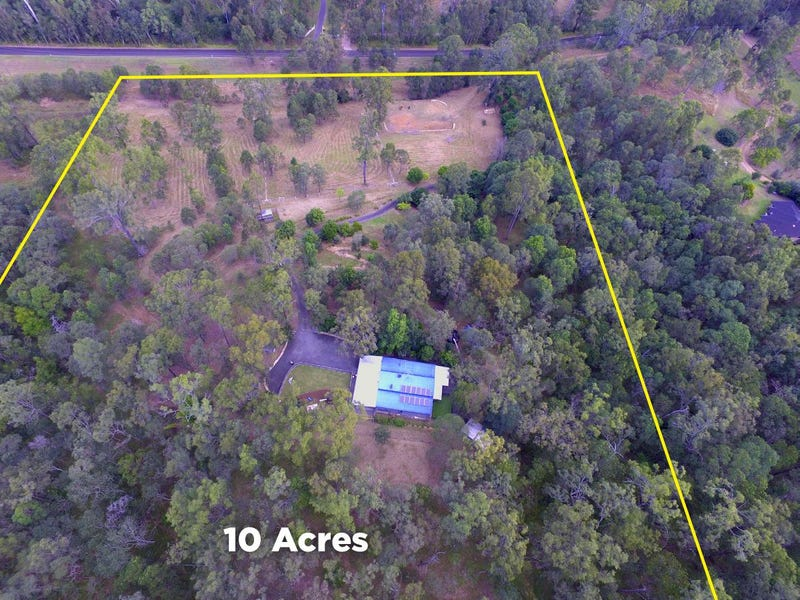 431 Lake Manchester Road, Kholo, Qld 4306