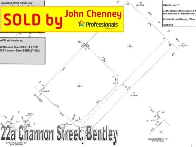 22a Channon Street, Bentley, WA 6102