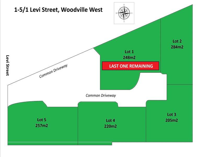 Lot 1, 1 Levi Street, Woodville West, SA 5011