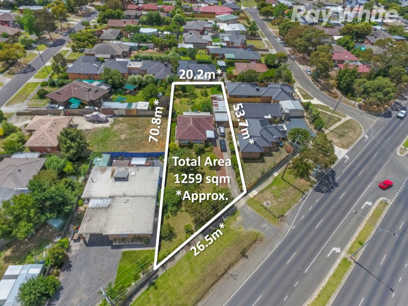 1781 Ferntree Gully Road, Ferntree Gully, Vic 3156