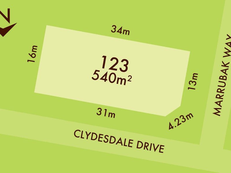 Lot 123, 1 Marrubak Way, Bonshaw, Vic 3352