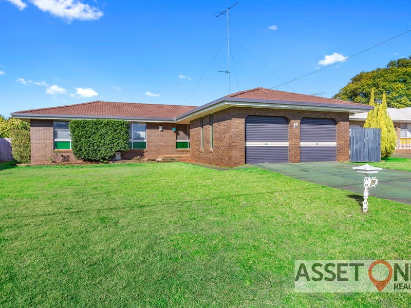 14 Arabian Street, Harristown, Qld 4350