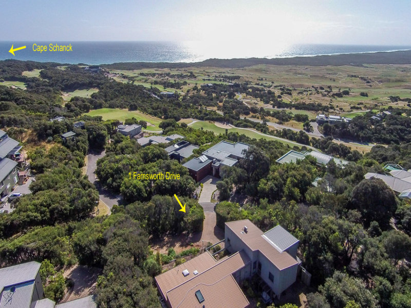 1 Farnsworth Drive, Cape Schanck, Vic 3939