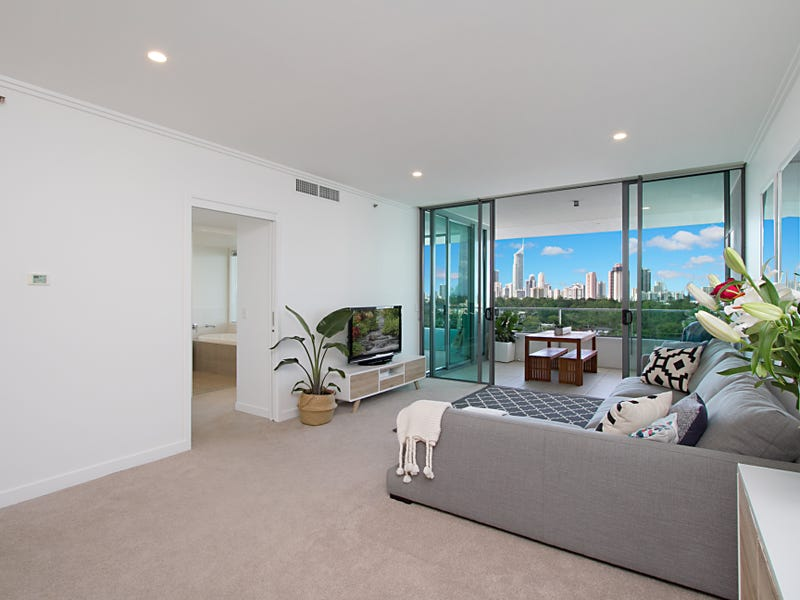 2903 'Freshwater Point' 33 T E Peters Drive, Broadbeach Waters, Qld 4218
