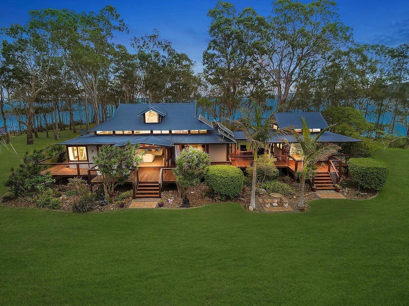 1 Garden Island, North Arm Cove, NSW 2324