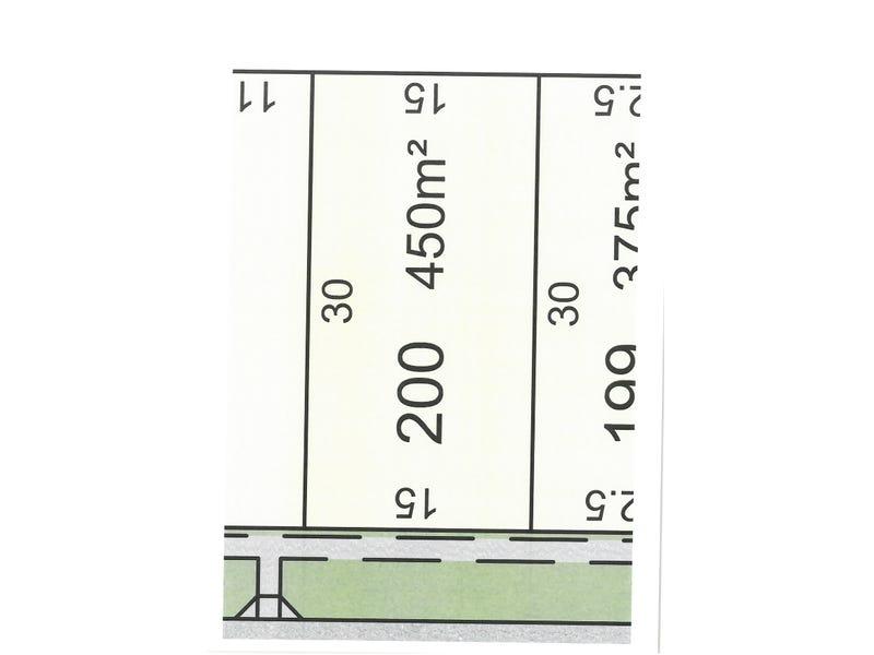 Lot 200, Central Boulevard, Munno Para West, SA 5115