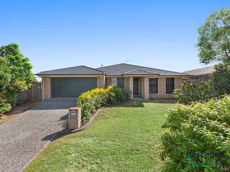 8 Flametree Cres, Berrinba, Qld 4117