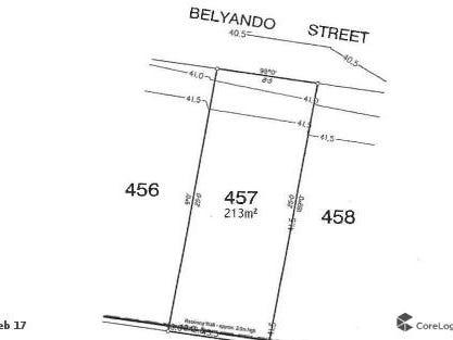 Lot 457, 20 Belyando Street, Holmview