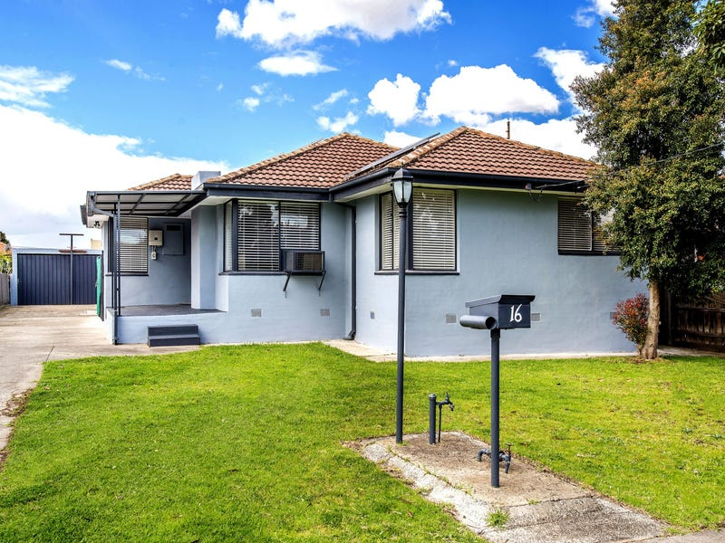 16 Edgar Street, Hadfield, Vic 3046