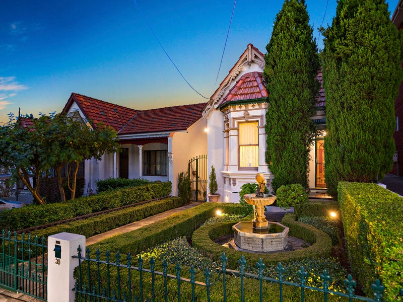 39 ORMOND STREET, Ashfield, NSW 2131