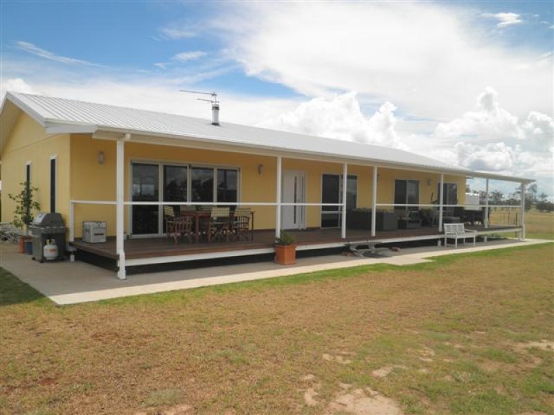 Lot 4 Dargal Road, Roma, Qld 4455
