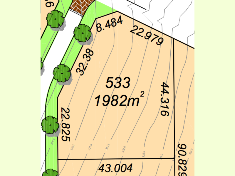 Lot 533 Conti Gardens, Walliston, WA 6076