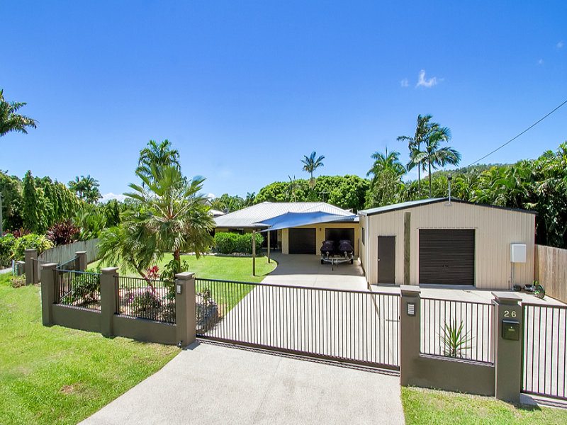 26 Joseph Banks Close, Kewarra Beach, Qld 4879