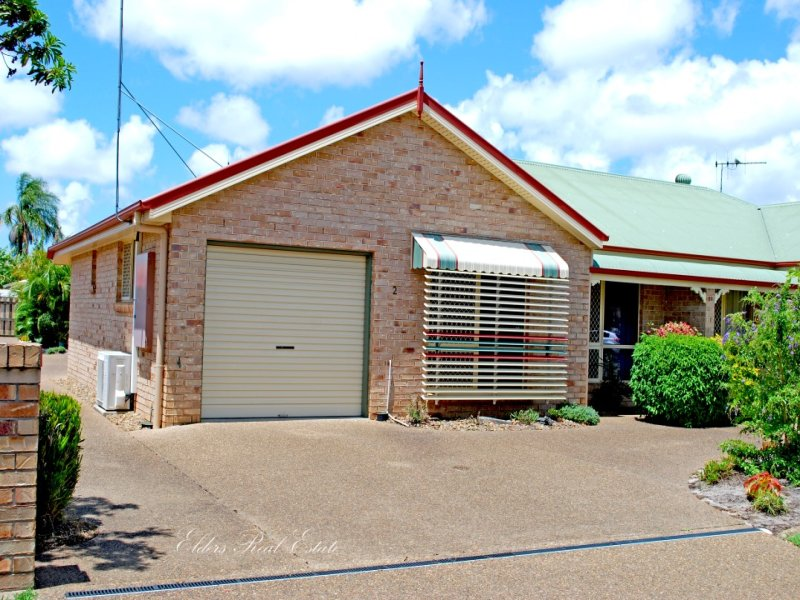 Unit 2, 18 Bingera St, Bundaberg West, Qld 4670