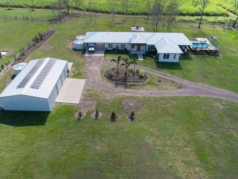 875 Gregory Cannon Valley Road, Strathdickie