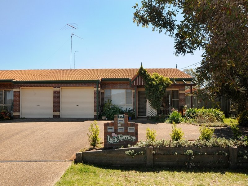 U3/77 Luck Street, Darling Heights, Qld 4350