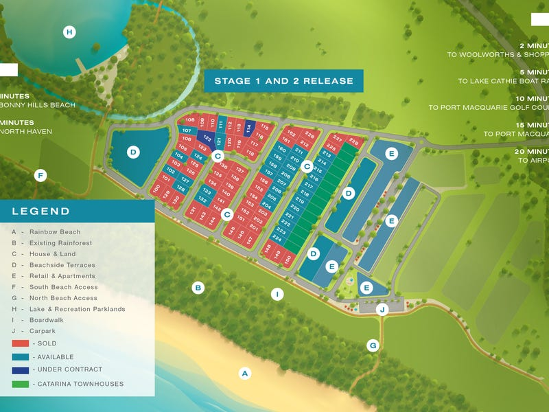 Lot 127, 20 Sandy Shores Avenue, Lake Cathie, NSW 2445