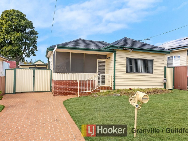 231 Robertson Street, Guildford, NSW 2161