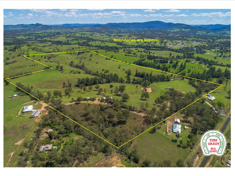 Lot 1 Zerner Road, Pie Creek, Qld 4570