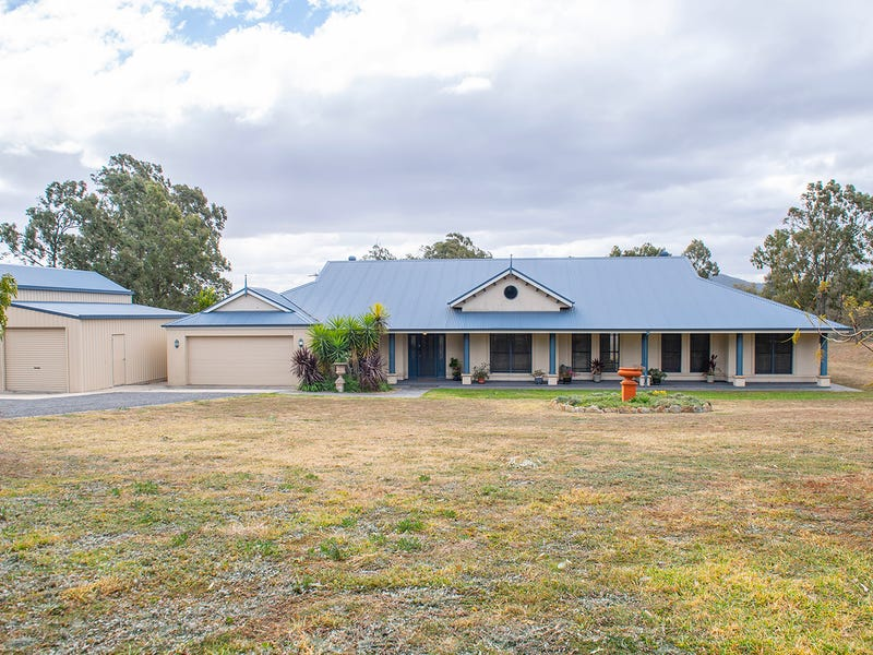 87 Woodland Ridge Road, Muswellbrook, NSW 2333