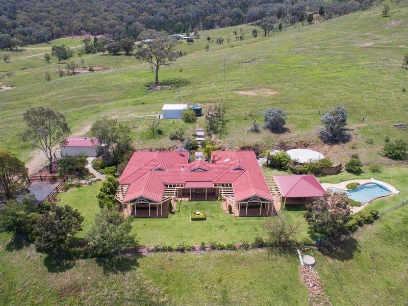 239 Rocky Waterhole Road, Mudgee, NSW 2850