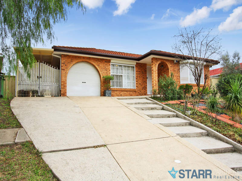 3 Marriott rd, Bonnyrigg, NSW 2177
