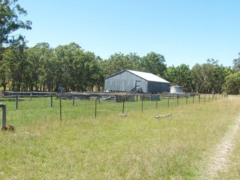 Lot 4 Pindari Dam Road, Pindaroi, NSW 2361